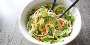 Salades & vinaigrettes végé